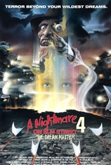 Watch A Nightmare On Elm Street 4: The Dream Master (1989) Online