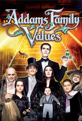 Addams Family Values - Now TV