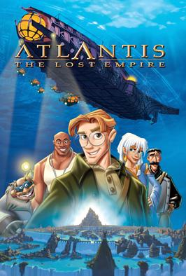 Watch Atlantis: The Lost Empire (2001) Online