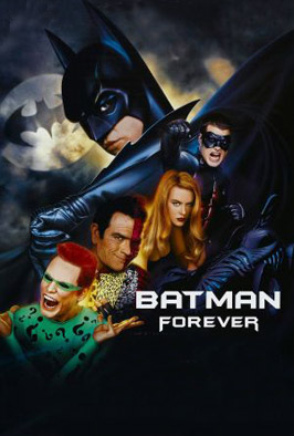 Batman Forever - Now TV