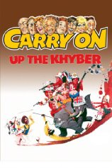 Watch Carry On Up the Khyber (1968) Online