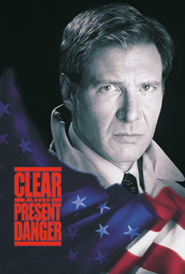 Clear And Present Danger - Now TV