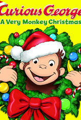 Curious George: A Very Monkey Christmas (2009)