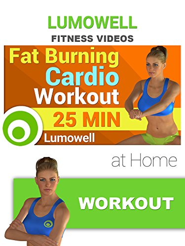 Watch Fitness Videos: Fat Burning Cardio Workout at Home (2017) Online