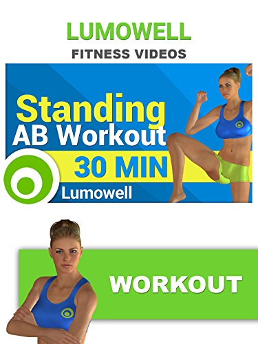Watch Fitness Videos: Standing AB Workout (2017) Online