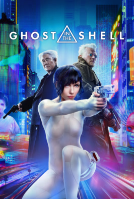 Watch Ghost In The Shell (2017) Online