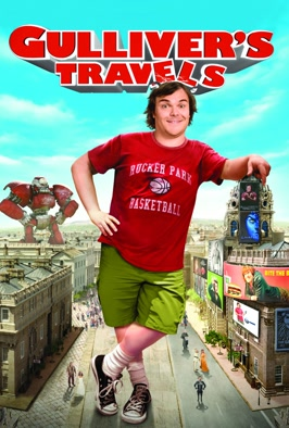 Gulliver's Travels - Now TV