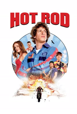 Hot Rod - Now TV