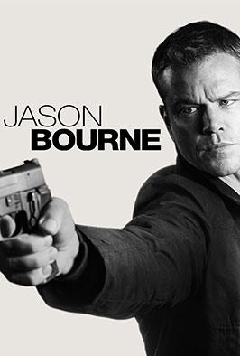 Watch Jason Bourne (2016) Online
