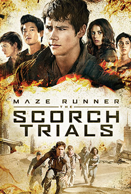 Watch Maze Runner: The Scorch Trials (2015) Online