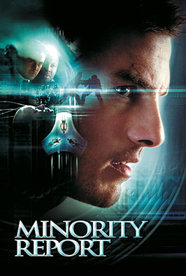 Minority Report - Now TV
