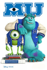 Monsters University - Now TV