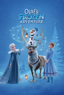 Watch Olaf's Frozen Adventure (2017) Online
