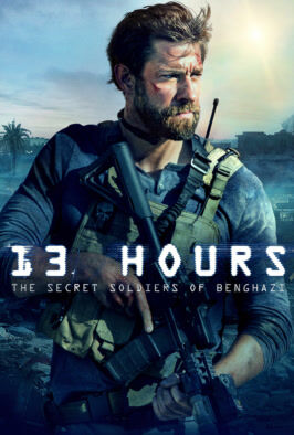 13 Hours: The Secret Soldiers... (2016)