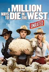 A Million Ways To Die In The West - Unrated (2014)