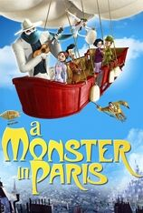 A Monster in Paris (2012)