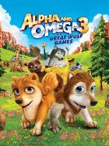 Alpha & Omega: The Great Wolf Games (2014)