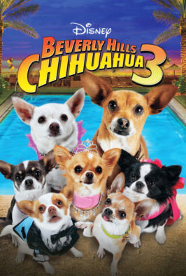 Beverly Hills Chihuahua 3... (2012)