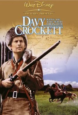 Davy Crockett, King of the Wild Frontier (1954)