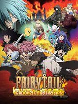 Fairy Tail The Movie: Phoenix Priestess (2014)