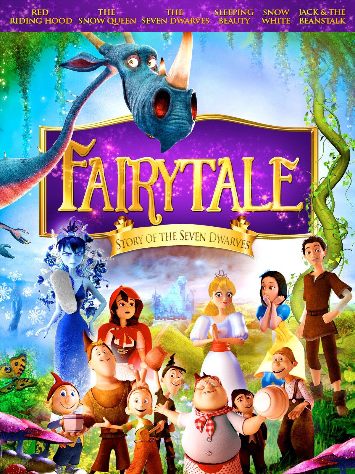 Fairytale: Story of the Seven Dwarves (2015)