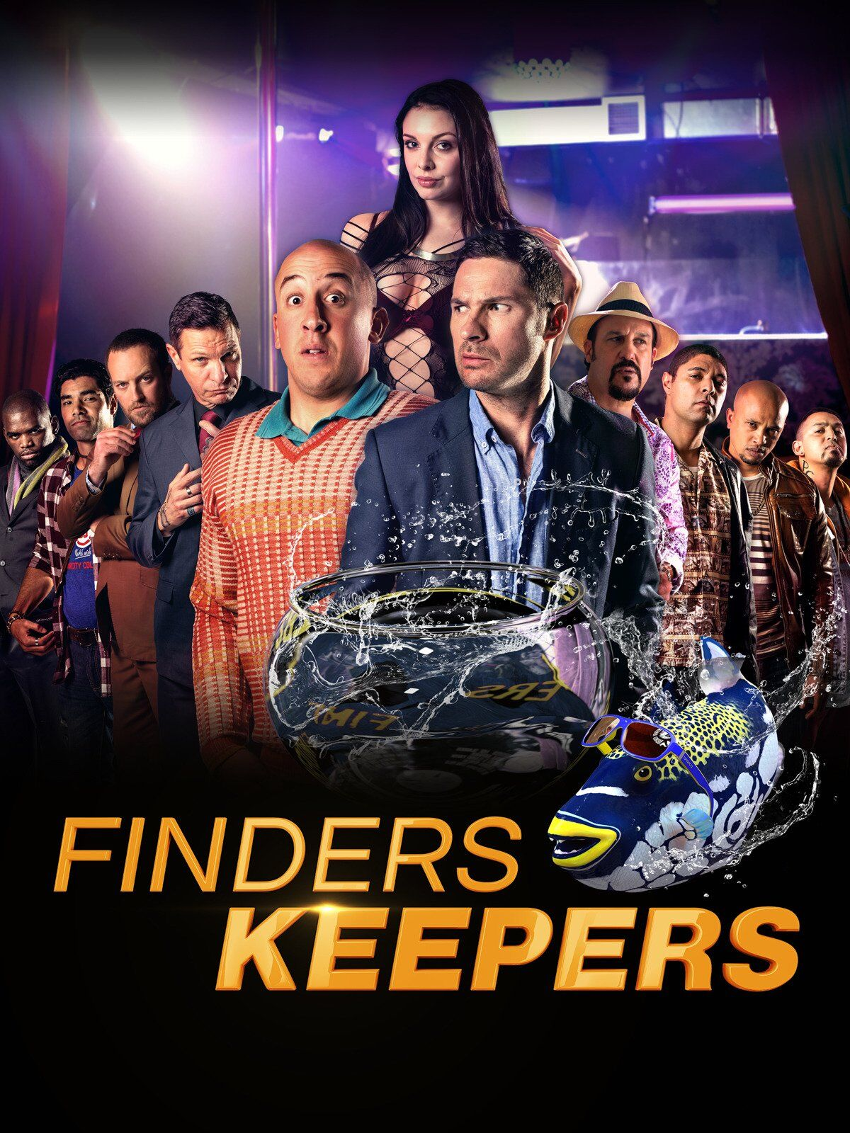 Finders Keepers (2017)