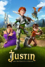 Justin and the Knights of Valour (2014)