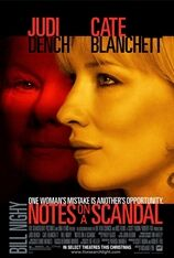 Notes on a Scandal (2007)