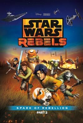 Star Wars: Rebels - Spark of Rebellion Part 2 (2014)