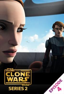 Star Wars: The Clone Wars - Senate Spy (S2.E4) (2009)