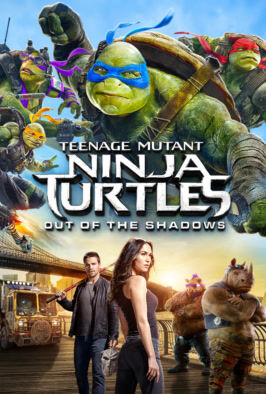 Teenage Mutant Ninja Turtles:... (2016)