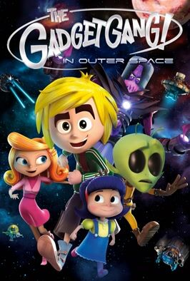 The GadgetGang! In Outer Space (2017)