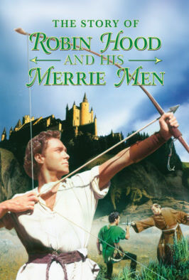 The Story of Robin Hood and... (1952)