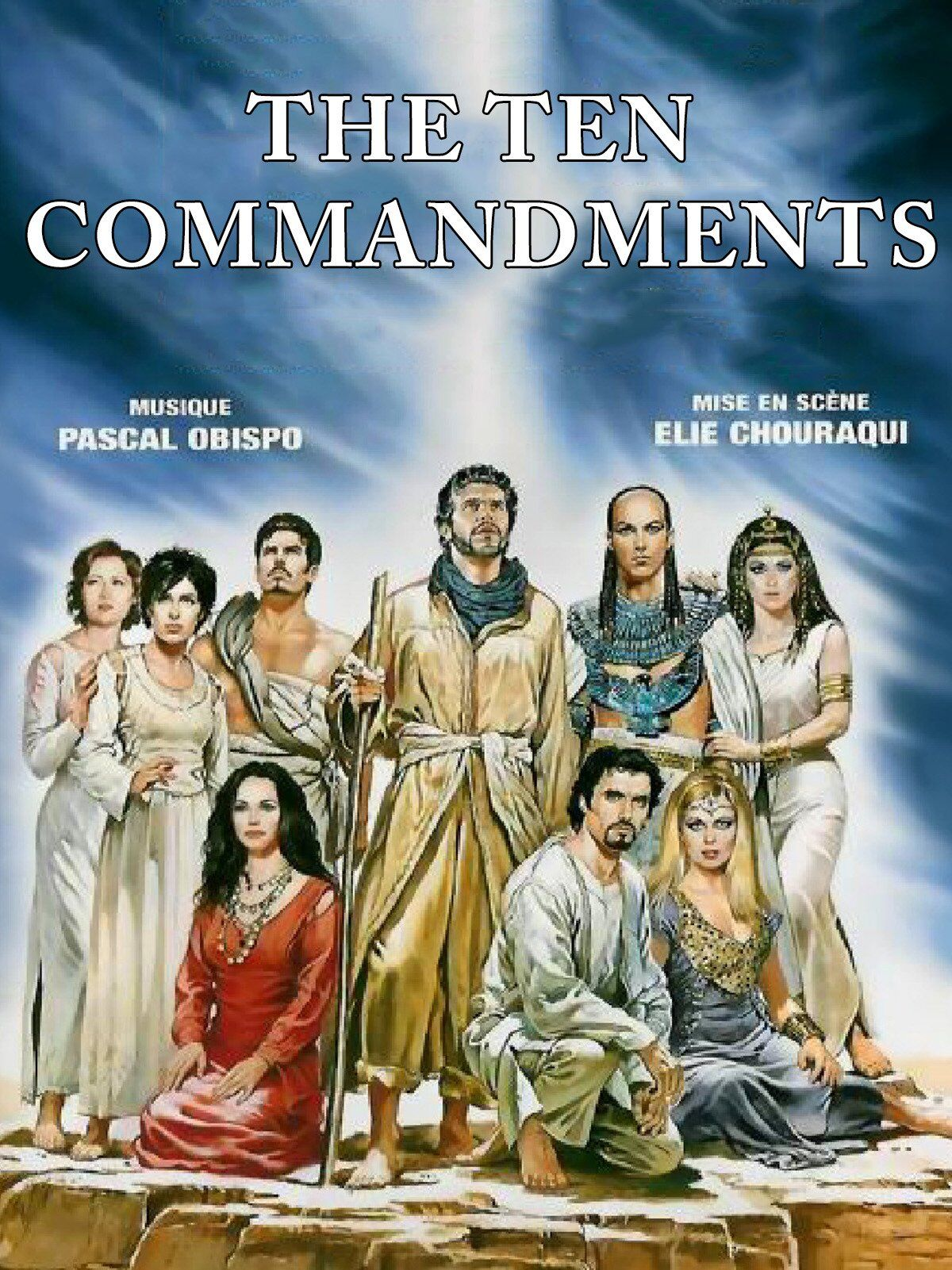 The Ten Commandments (2000)