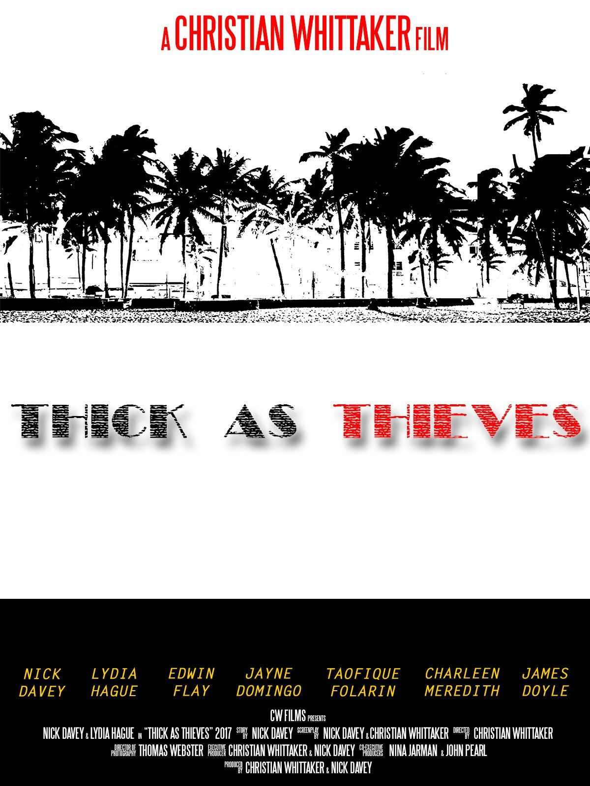 Thick As Thieves (2018)