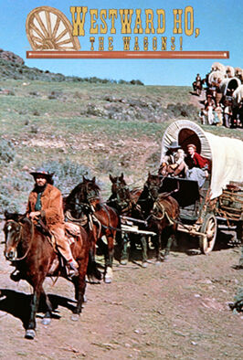 Westward Ho, The Wagons! (1956)
