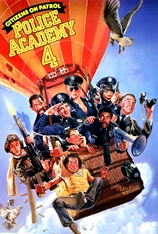 Watch Police Academy 4: Citizens on Patrol (1987) Online