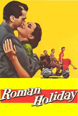Roman Holiday - Now TV