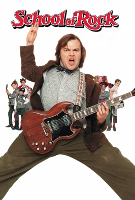 School Of Rock - Now TV