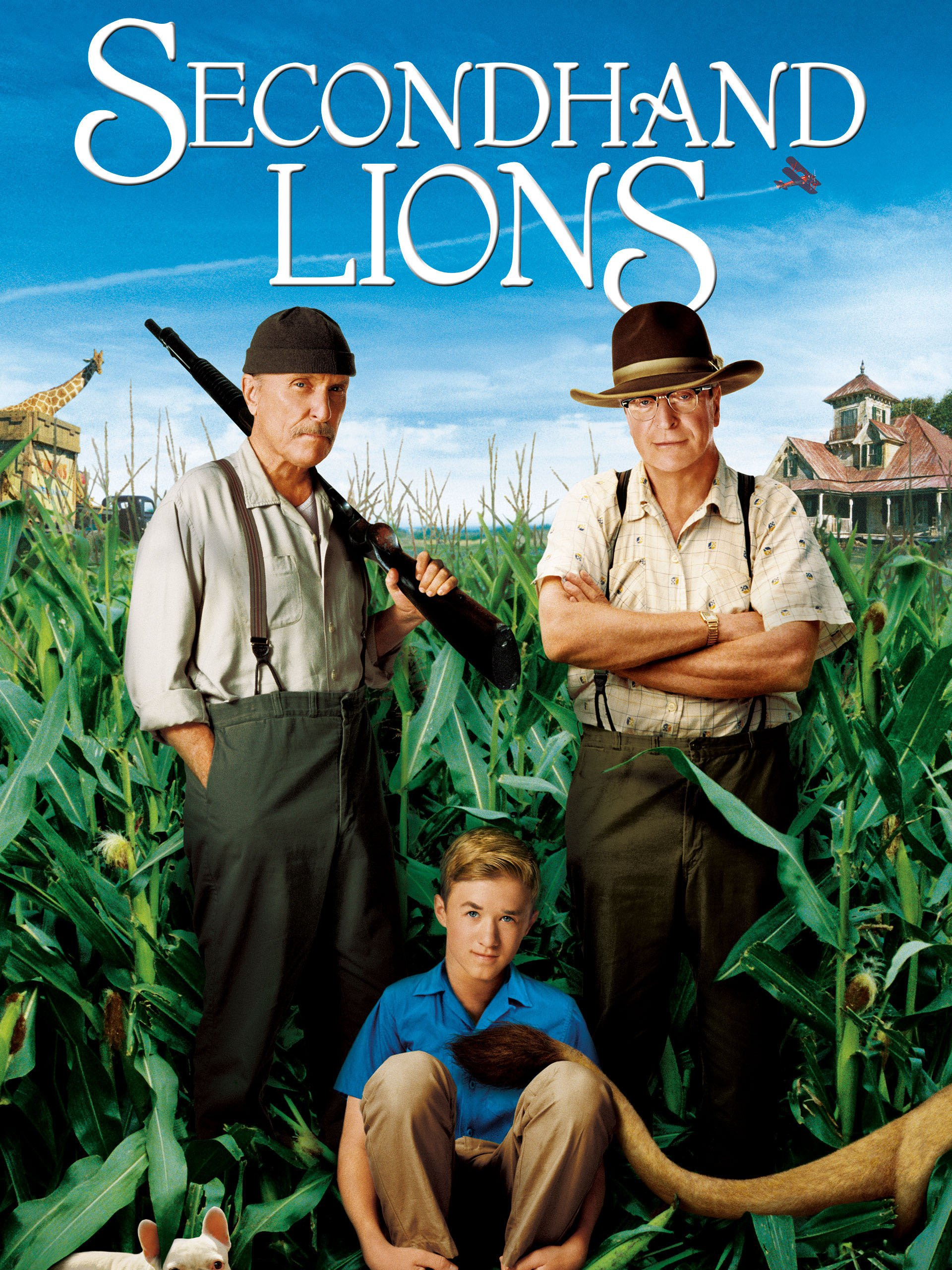 Secondhand Lions (2003) - Amazon Prime Instant Video