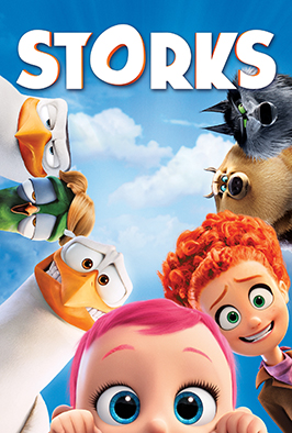 Watch Storks (2016) Online