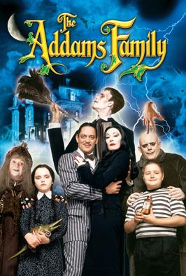 The Addams Family - Now TV