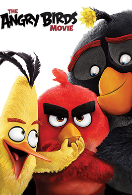 Watch The Angry Birds Movie (2016) Online