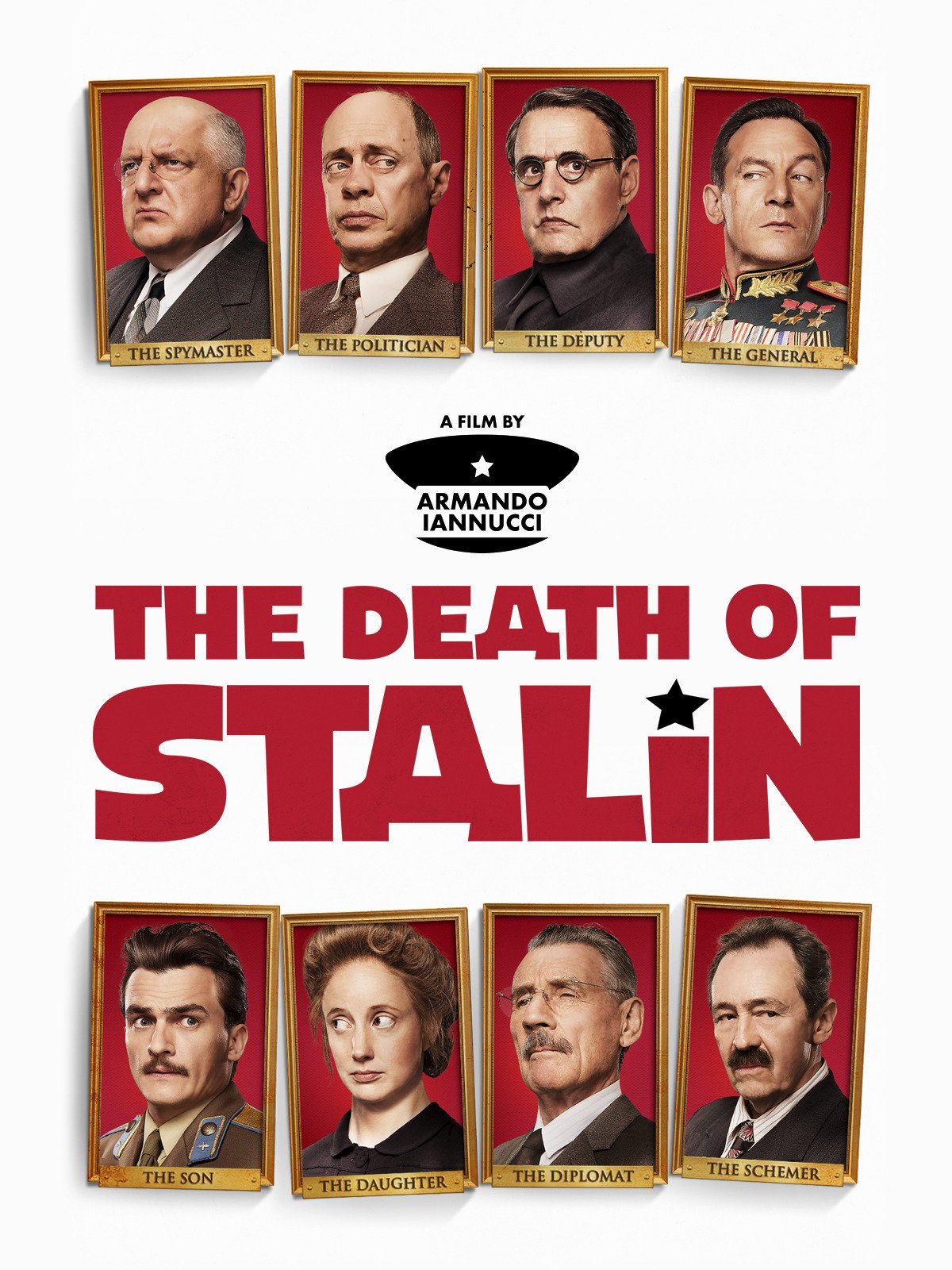 Watch The Death of Stalin (2017) Online