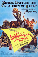 Watch The Golden Voyage of Sinbad (1973) Online