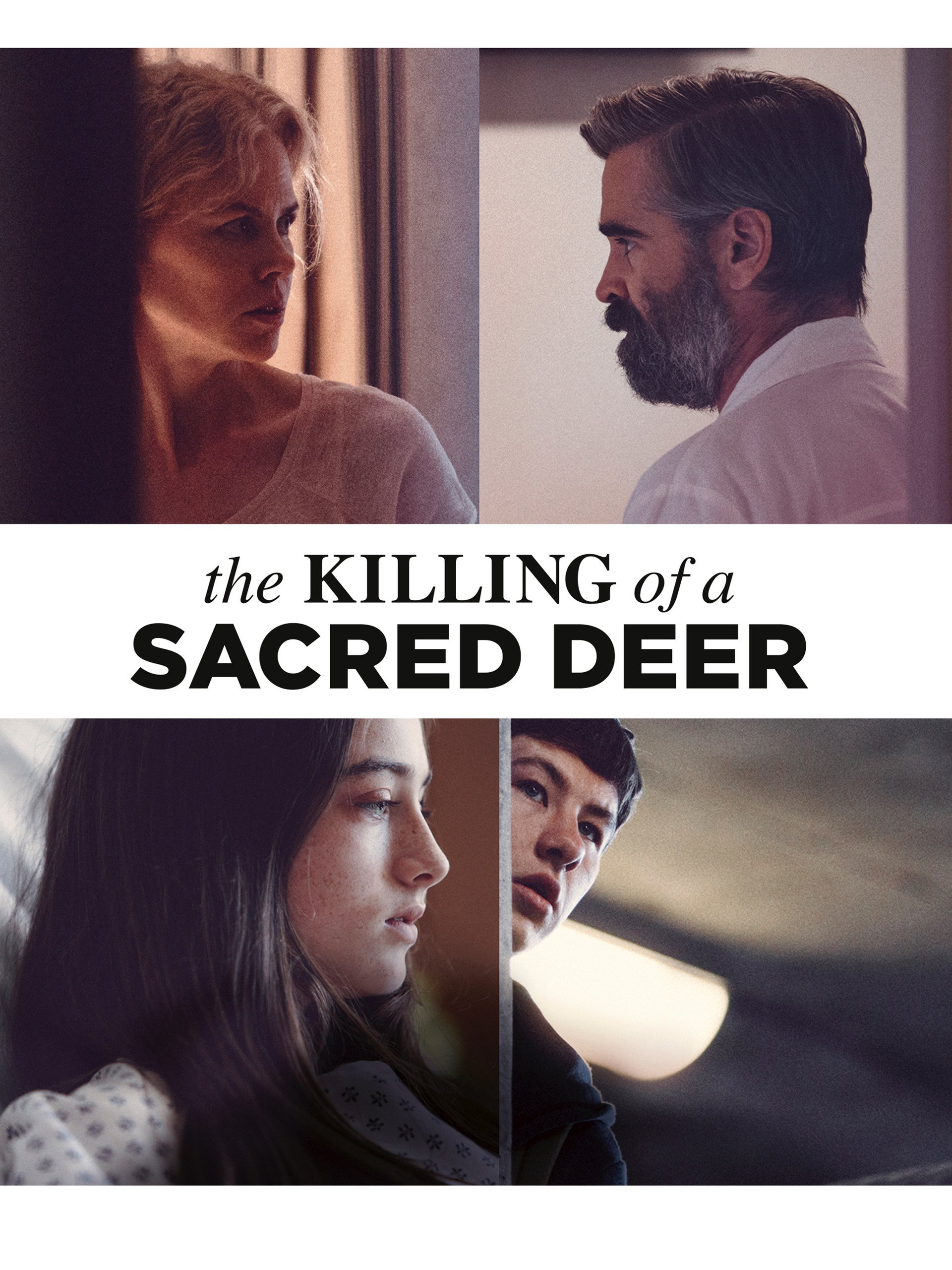Watch The Killing Of A Sacred Deer (2017) Online