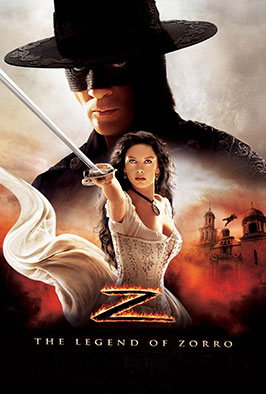 The Legend Of Zorro - Now TV