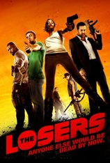 Watch The Losers (2010) Online
