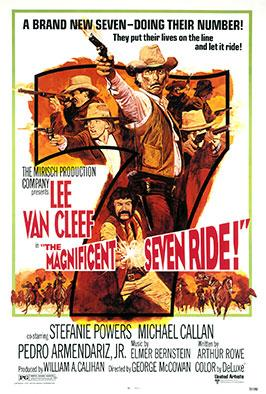 Watch The Magnificent Seven Ride! (1972) Online