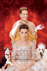 Watch The Princess Diaries 2: Royal Engagement (2004) Online
